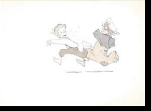 「トム・ソーヤーの冒険」設定画